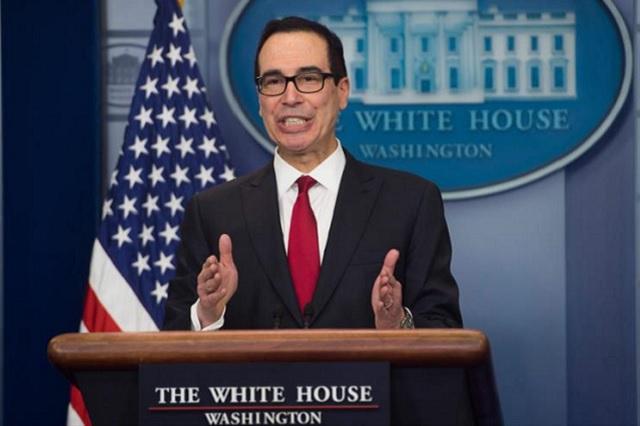 Secretario del Tesoro de EU considera que el TLC se concretará muy pronto