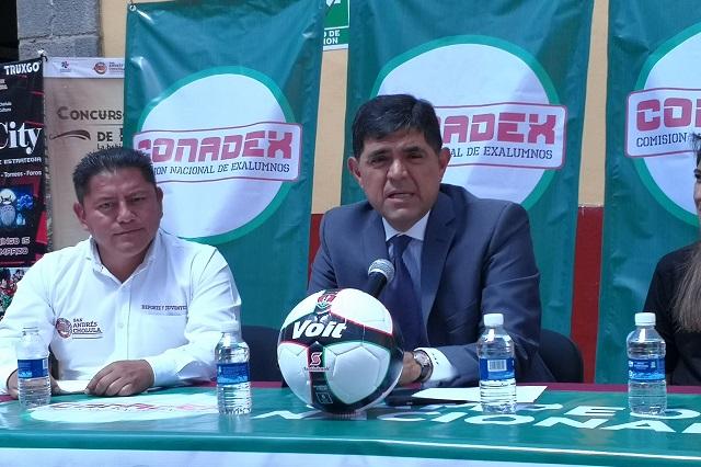 Siguen eventos masivos pese a Covid-19 en San Andrés Cholula