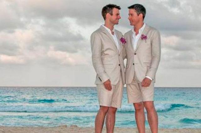 Sectur utiliza imagen de homosexuales parara promover el turismo