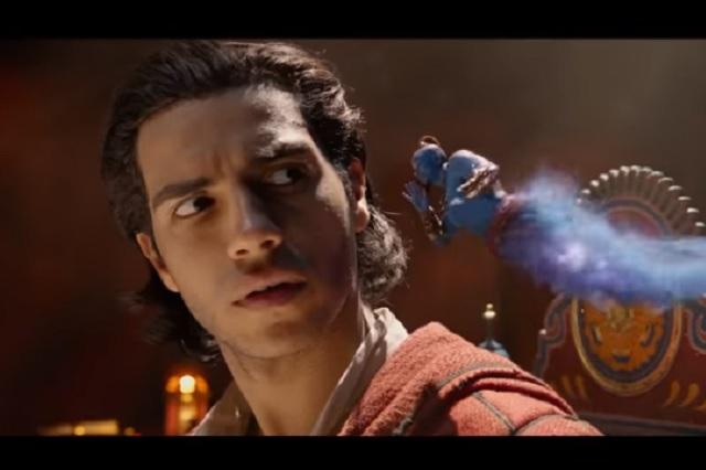 Casi listo el guión para secuela de Aladdin con Will Smith
