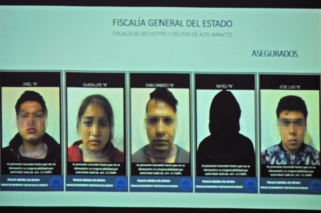 Un secuestrador de Aldo era su compañero de salón en la BUAP