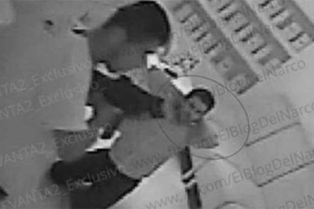 Circulan en redes sociales imágenes del secuestro del hijo de El Chapo