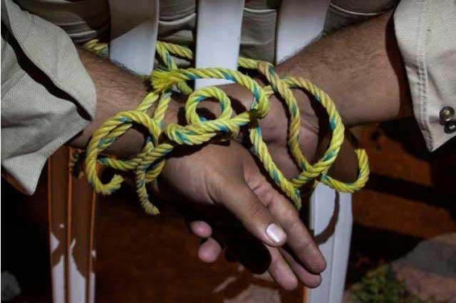 Rebasa tasa de secuestros en Puebla a Sinaloa y Chihuahua