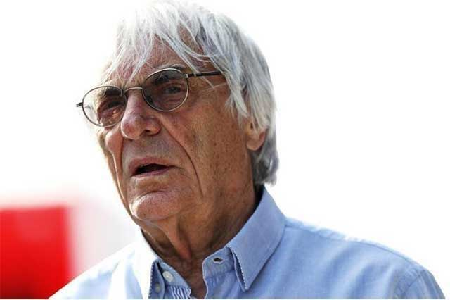 Liberan a la suegra del jefe de fórmula uno, Bernie Ecclestone