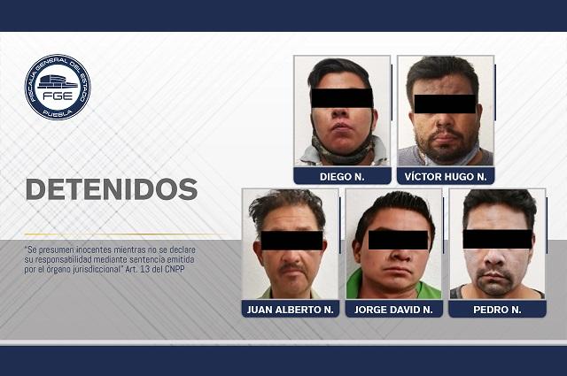 Caen secuestradores que mutilaron y mataron a ganadero en Puebla
