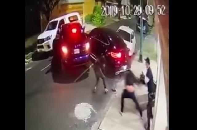 Descartan secuestro en caso del hombre que atropelló a 4 ladrones