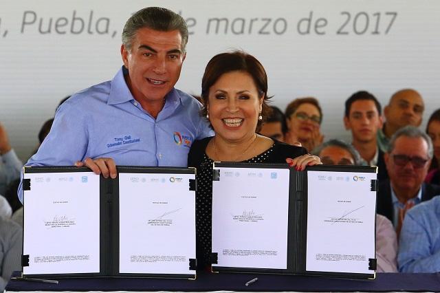 En vivienda y movilidad, SEDATU trabaja con el gobierno de Puebla