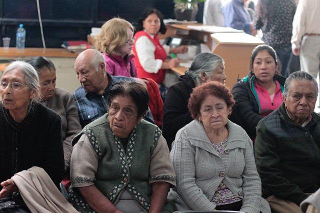 Detectan uso electoral de programas sociales de Puebla