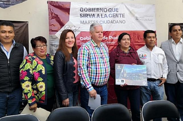 Teziutlán fue Sede del Martes Ciudadano en Desarrollo Rural