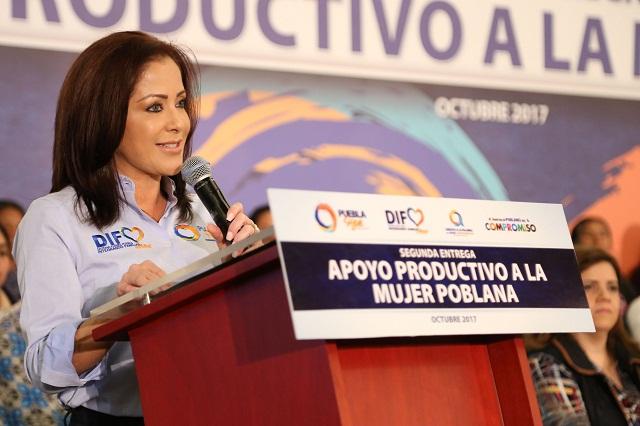 SEDIF superó meta del programa Crédito a la Palabra de la Mujer