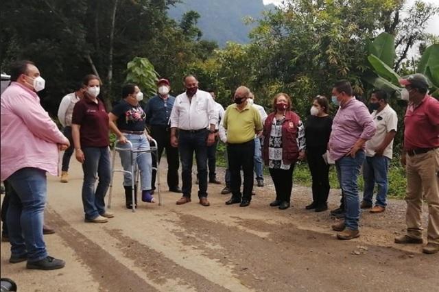 Apoyos del SEDIF en municipios afectados por las lluvias