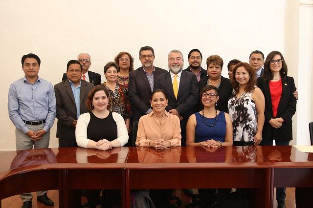 Facilita SEDIF estancia de jóvenes becarios centroamericanos