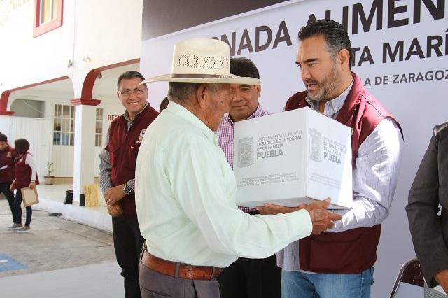 SEDIF da servicios gratuitos en juntas auxiliares de Puebla