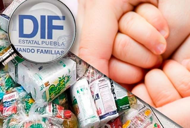 Hasta adopciones exprés realizaba el DIF de Puebla, dice titular