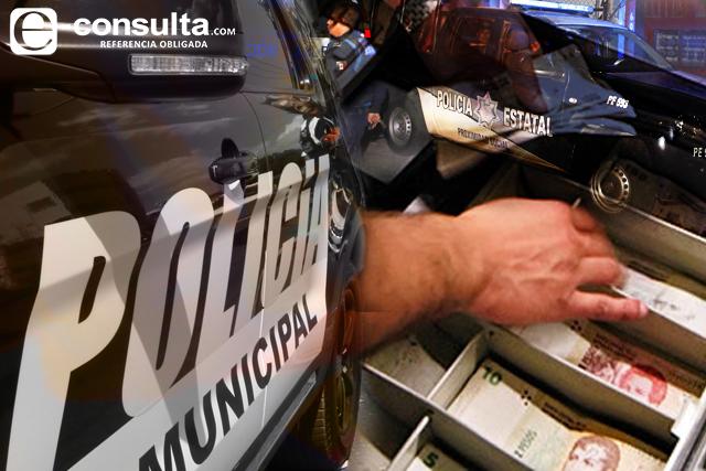 Congela Puebla 40 mdp para gastar en seguridad pública