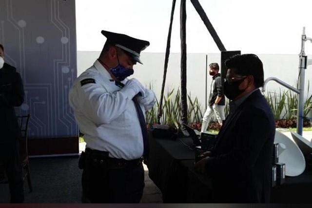 Colocará gobierno de Antonio Teutli 160 cámaras de seguridad
