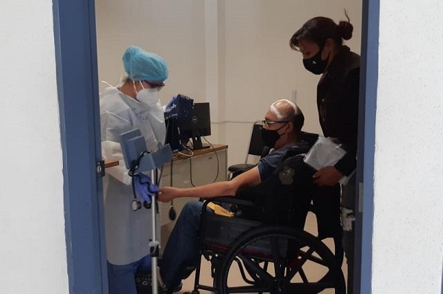 Seguimiento médico a pacientes recuperados de Covid-19: Issstep