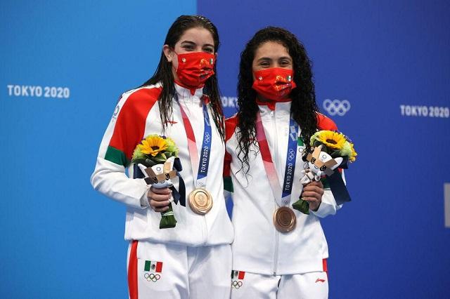 ¡Cayó la segunda! México consigue otra medalla de bronce en Tokio