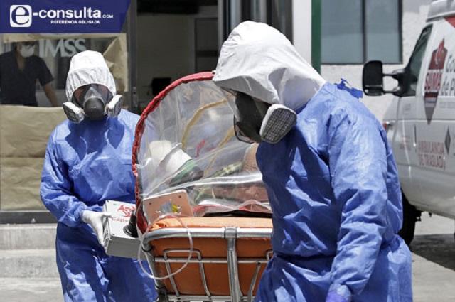 Ahora Puebla capital ocupa segundo lugar con más contagios