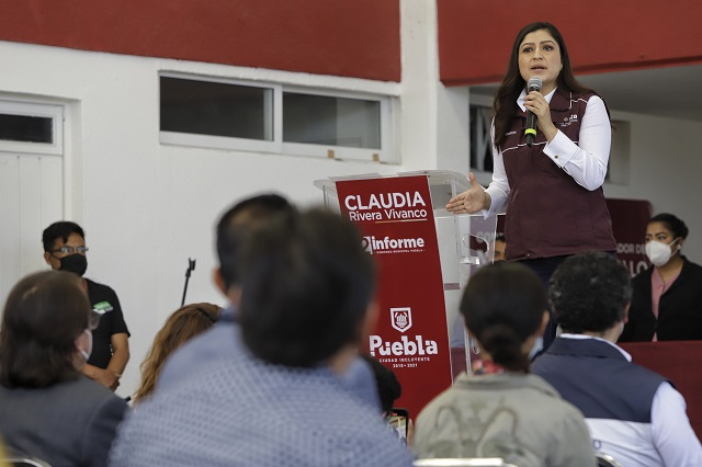 Los 'moches' ya eran tradición en Puebla capital, acusa Rivera