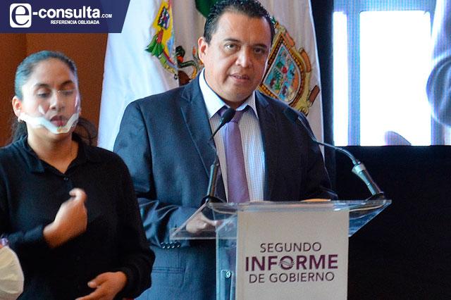 Artemio Caballero encomienda a Dios la ciudad de Tehuacán