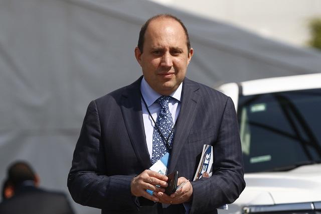 Fernando Manzanilla hace grupo con panistas relegados por RMV