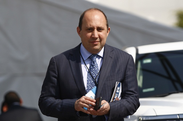 Espionaje de RMV es consentido por EPN, asevera Manzanilla