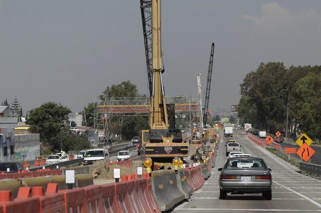 Operará SCT en Puebla con 80 mdp menos que en 2018
