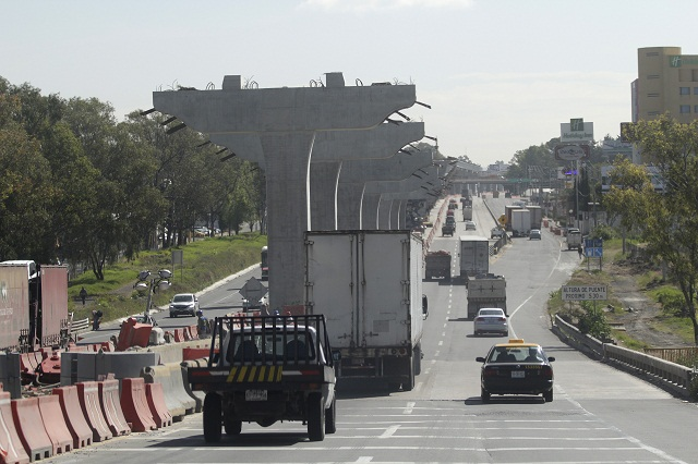 Por temporada vacacional, no cerrarán la México-Puebla