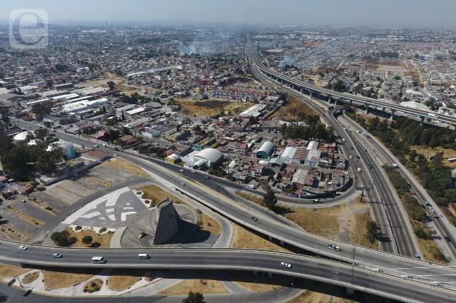 Aumentan 8% ingresos del segundo piso de la México-Puebla