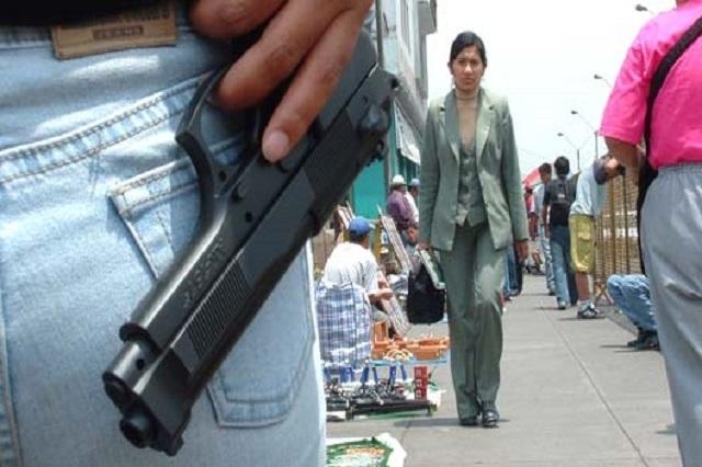 Diputados  reparten culpas por inseguridad en Puebla