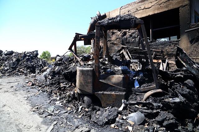 Incendio en San Jerónimo Caleras quedó sofocado en su totalidad