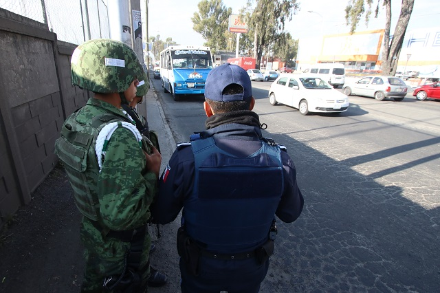 Huachicol en Puebla y periferia, en la mira de Guardia Nacional