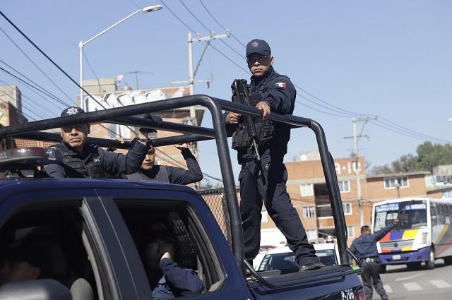 En el PEF no se ve plan para más policías y mejor pagados: Baños