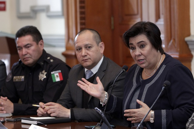 Encuesta sobre seguridad en Puebla no es representativa: SSC