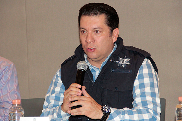 Demandará PT la salida de Jesús Morales de la SSP