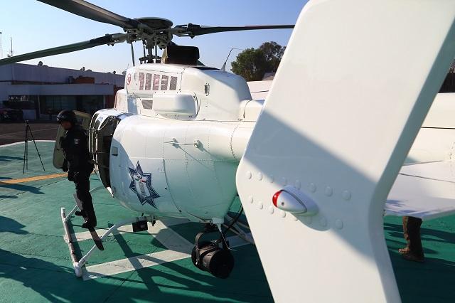 Helicópteros del gobierno no se usan por caros:  Barbosa