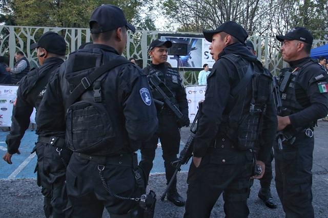 Impone gobierno convenio a ediles a cambio de seguridad: Espinosa