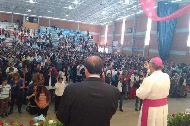 Pide arzobispo a autoridades trabajar contra asesinatos