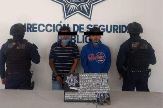 Detienen a presuntos asesinos de mujer en Tehuacán