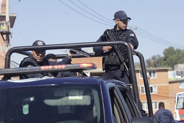 Insuficiente, combatir crimen en Puebla con más patrullas: Ibero