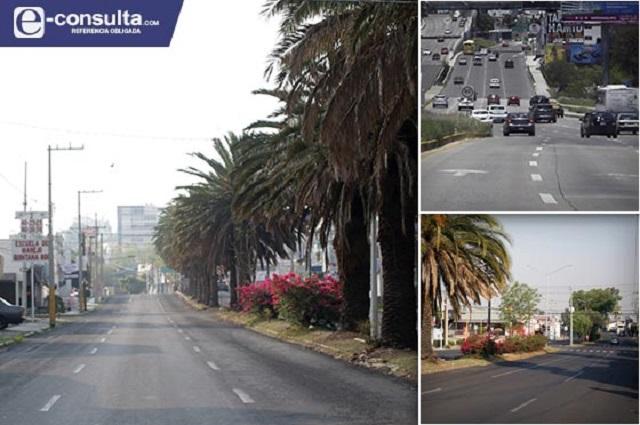 Define gobierno de Puebla sus vialidades para obra y… para multar