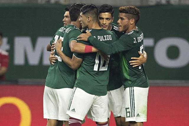 La selección de México es lugar 15 en ranking FIFA