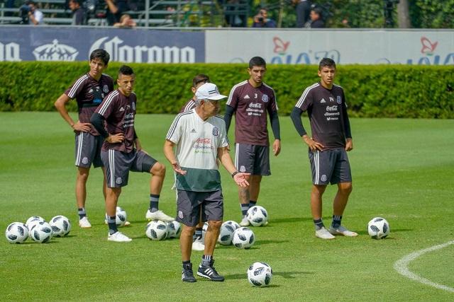 Lista la sede de México para la Copa de Oro 2019