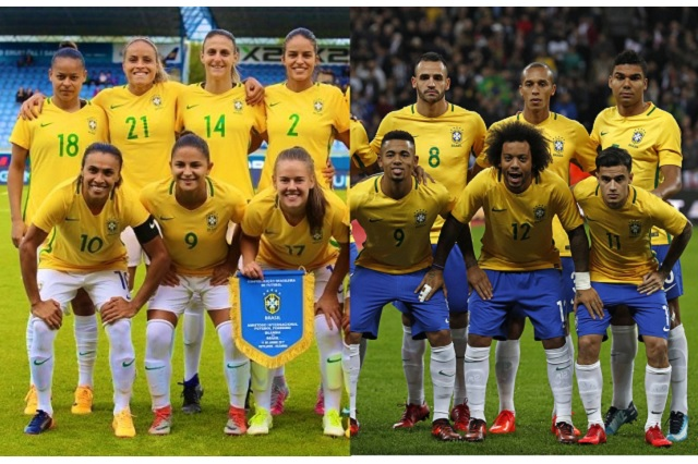 Logra selección femenil de Brasil igualar sueldo con el de equipo masculino
