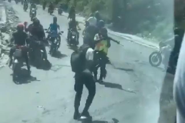 Grupo armado en Haití interceptó a Selección de Futbol de Belice