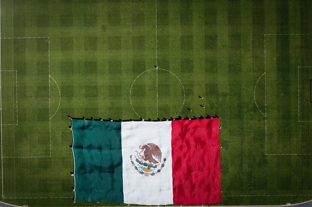 Filtran posible nuevo escudo de la Selección Mexicana de Futbol