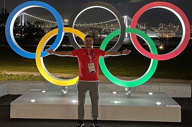 Tri Sub-23 ya se encuentra en la Villa Olímpica de Tokio