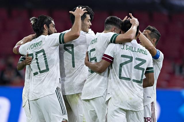 FIFA sitúa a México en el puesto 11 del ranking mundial