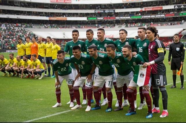 Confirma México a 23 seleccionados y uno de reserva